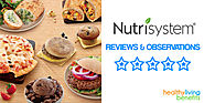 Nutrisystem Reviews: Nutritional Weight Loss Program for Both Men and Women - Healthy Living Benefits