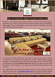 Home Wooden Furniture Stores In NZ – YNL Furniture