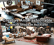 Find Creative And Fashionable Furniture Shops In Auckland