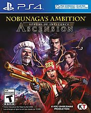 Nobunaga's Ambition: Spheres of Influence