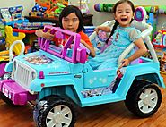 Toy 2 Seater Ride Ons – Best Electric Ride Ons Kids Love To Drive