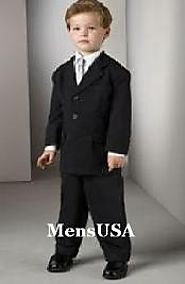 Angelic And Fashionable Kid Suits Collections- MensUSA