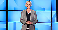 Favourite Animated Movie Voice- Ellen Degeneres in Finding Dory