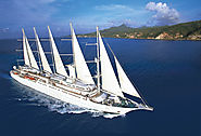 The Windstar cruise is a romantic cruise that travels through Europe.