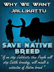 Save native breed