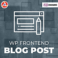 WP Frontend Blog Post Plugin - NCode Technologies, Inc.