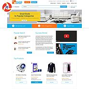 ReSHOP PSD Theme for Retail Shop Website - NCode Technologies, Inc.