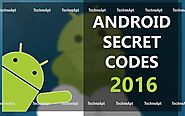 Android Secret Codes 2016 (Hidden secret codes for android)