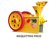Top Quality Briquetting Machine | Briquetting Press - EcoStan