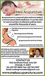 Acupuncture for Chronic Back and Neck Pain