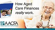 Aged care bonds in Adelaide | AACFA