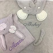 Shop Animal Baby Towels Sets Collection at Little West Street