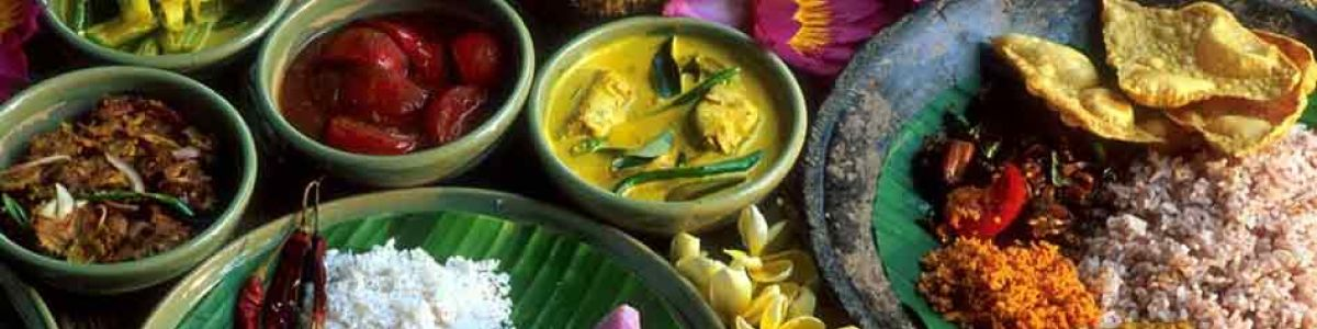 Headline for Top Must Try Sri Lankan food – Flavoursome Delights