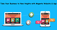 Get, Set, Go… with Magento Website & App at Just $999