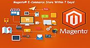 Magento® E-Commerce Store Within 7 Days!