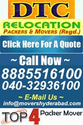 Best 4- Packers and Movers in Hyderabad, Movers and Packers Hyderabad