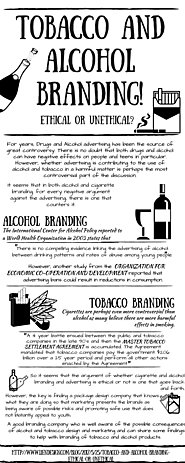 Tobacco and Alcohol Branding: Ethical or Unethical?