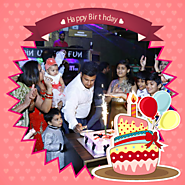 Happy Birthday Photo Frames App iPhone
