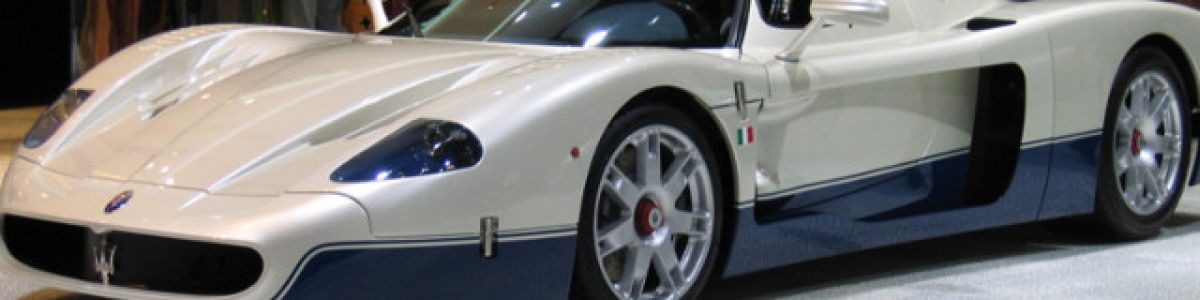 Headline for Top 10 Most Expensive Maserati Cars in the World