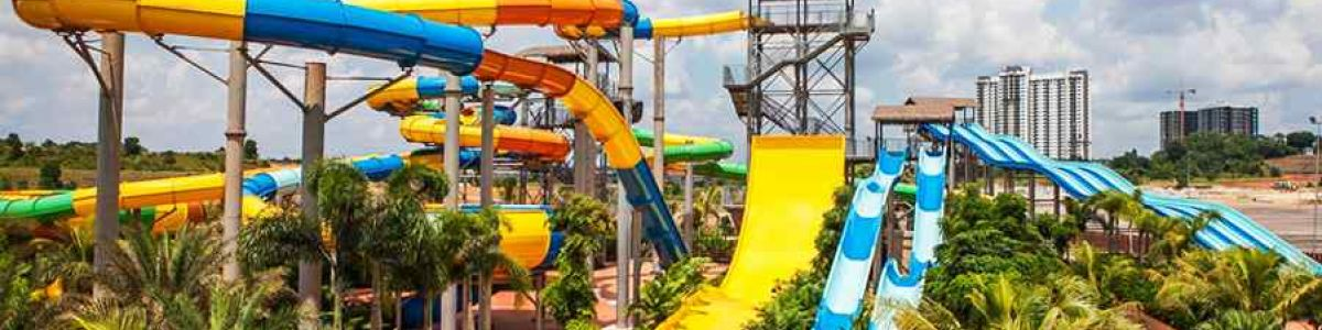 Headline for List of Amusement Parks in Johor Bahru – Fun and Excitement for Visitors