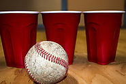 Beer Baseball Drinking Game