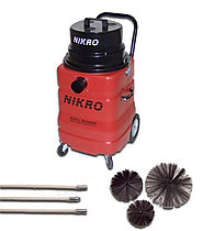 Dry Vent Cleaning Equipment - NIKRO INDUSTRIES, INC.