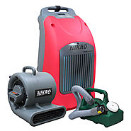 Commercial Flood Remediation Equipment - NIKRO INDUSTRIES, INC.