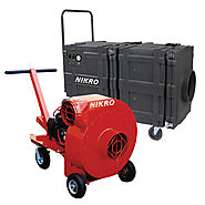 Air Duct Cleaning Equipment - NIKRO INDUSTRIES, INC.