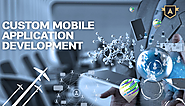An Agile mobile application development company in the USA