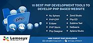 10 Most Popular PHP Development Tools that Every Developer Have to Know