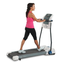 LifeSpan Fitness TR200 Fold-N-Stor Compact Treadmill (2014 Model)