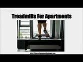 Treadmills For Apartments - Considerations When Buying Treadmills For Apartments