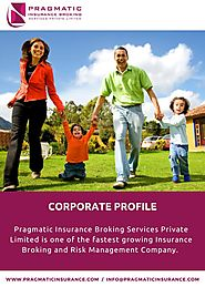 Pragmatic insurance Flayer – Best from insurance industry