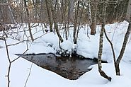 The Source of the Saint Croix River (Solon Springs, WI)