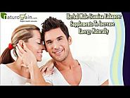 Herbal Male Stamina Enhancer Supplements To Increase Energy Naturally