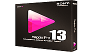 Sony Vegas Pro 13 Serial Number And Activation Code 2017 + Keygen