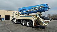 Used Putzmeister Concrete Pumps for Sale