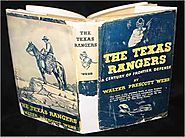 """The Texas Rangers A Century of Frontier Defense"""