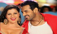 John with sambhavna in welcome back item number