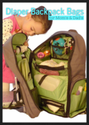 Diaper Backpack Bags: for Mom's & Dad's | Very ...