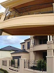 Wrought iron balustrade designs - Wroughtironfactory