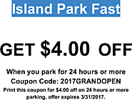 Your Valet Parking in Newark, NJ - Island Park Fast