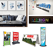 Here is how you can find the right signage company...