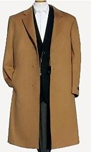 High-Quality Mens Overcoat With Exclusive Collection