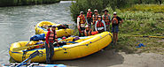Rafting Trip on Alek River