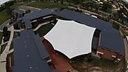 Commercial Shade Structure Melbourne