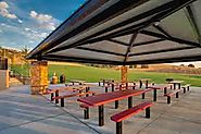 Quality Steel Shade Structures In Melbourne
