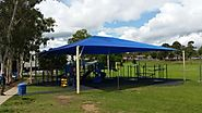 Flexible COLA Covered For Outdoor Learning Area