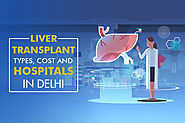 Liver Transplant: Types, Cost and Hospitals in Delhi