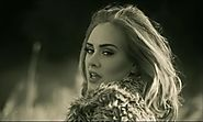 "Song of The Year- Adele, ""Hello"""